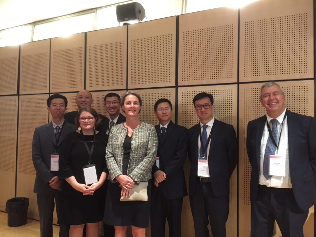 Conférence ASPI et ChinePI