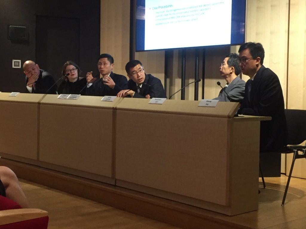 Conférence Quoi de neuf sur la PI en Chine