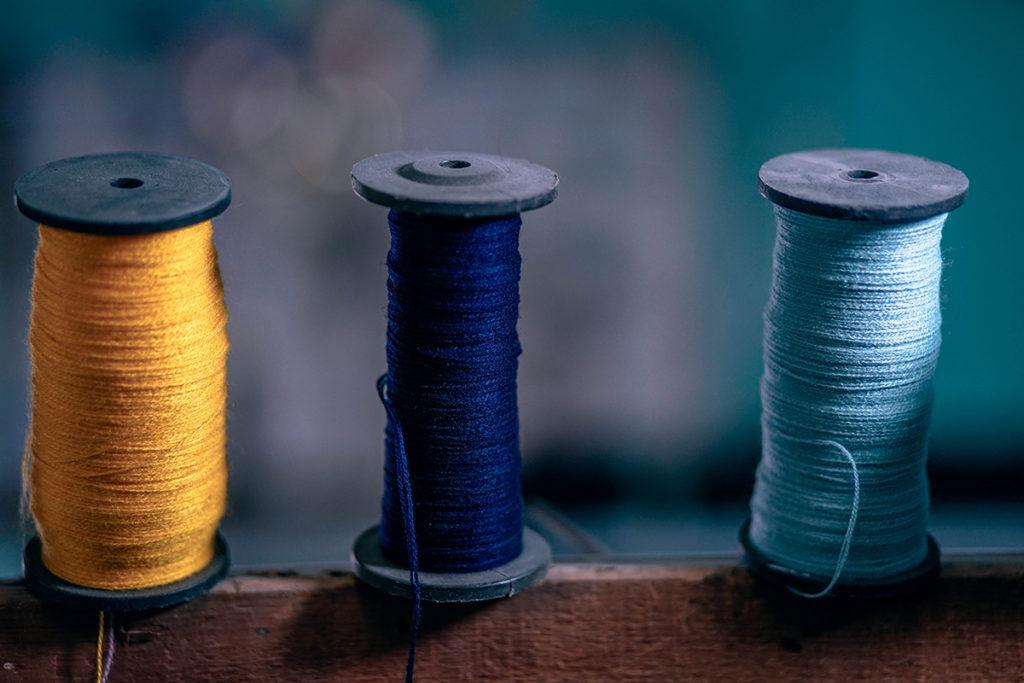 propriété intellectuelle dans l'industrie textile en Chine